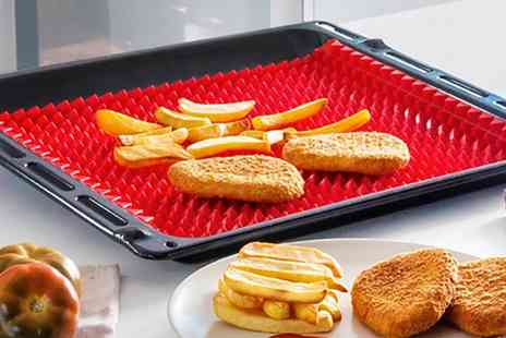 Groupon Goods Global GmbH - One or Two Oven and Microwave Cooking Mats - Save 64%