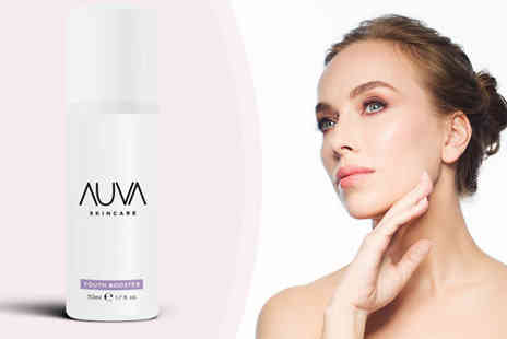 Auva Skin Care - Auva Youth Booster Face Cream - Save 57%