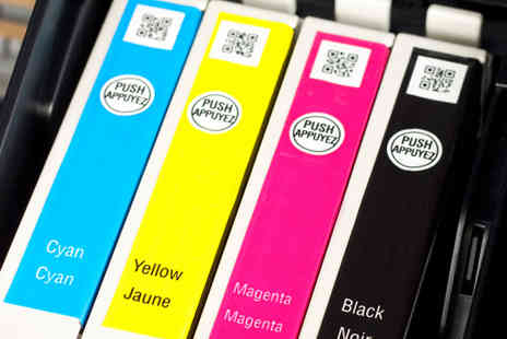 PrinterInks - £10 for £20 Voucher for Ink and Toner Cartridges - Save 50%