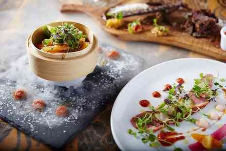 Buyagift - Deluxe three course dining experience and drink each at one of ten top London restaurants - Save 0%