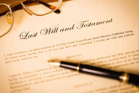 Essential Wills & Trusts - Professional single or mirrored will writing service - Save 89%