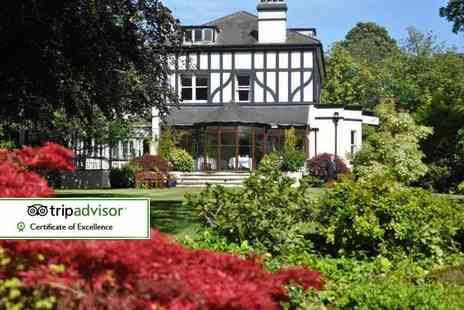 Brook Meadow Hotel - Overnight stay for two including breakfast and late check out - Save 38%