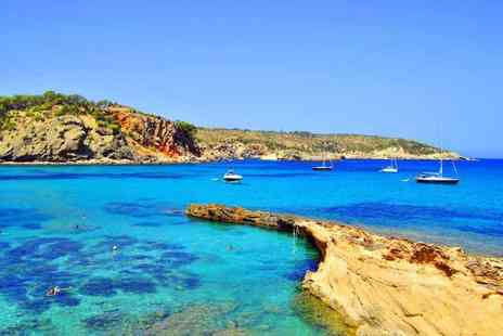 Crystal Travel - Three, five or seven night Ibiza getaway with return flights - Save 39%
