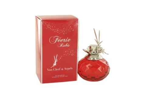 Groupon Goods Global GmbH - Van Cleef and Arpels Feerie Rubis 30ml or 100ml Eau de Parfum Spray - Save 0%