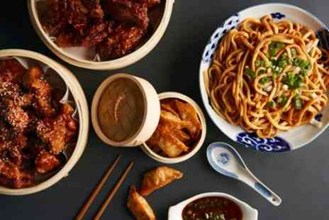 HK Noodles - £30 Toward Asian Food and Drinks - Save 50%