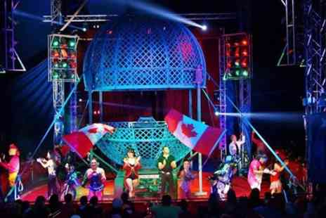 Planet Circus - One child, adult or family ticket to The Great Canadian Circus on 6 To 11 March - Save 0%