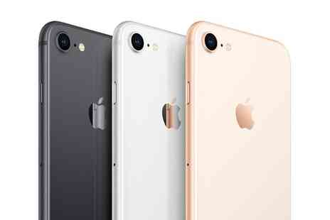 buymobiles - Apple iPhone 8 on 24 Month EE Contract with 5Gb Data, Unlimited Minutes and Texts With Free Delivery - Save 91%