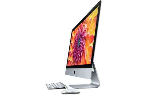 Buyer Area - Refurbished Apple iMac 21.5 Inch Slim Quad Core 2.7GHZ 1TB with Wired And Wireless Keyboard and Mouse - Save 0%