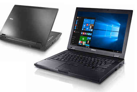 The IT Refurbisher - Grade B refurbished 14.1 inch 80GB HDD 4GB RAM Dell Latitude E5400 laptop - Save 62%