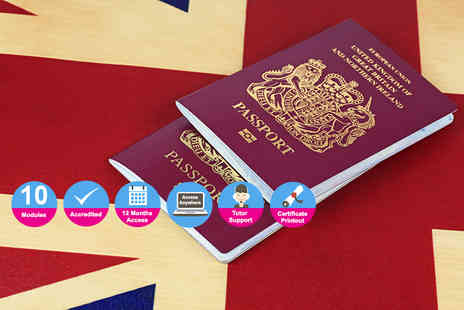 Oplex Careers - Accredited British citizenship training course - Save 96%