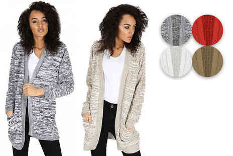 Be Jealous - Cable knit cardigan - Save 67%