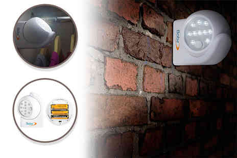 Hyfive - 10 LED motion sensor solar light - Save 64%