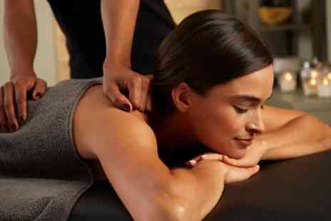 Jessis Nails Spa - 30 Minute Back, Neck and Shoulder or 60 Minute Full Body Massage - Save 40%