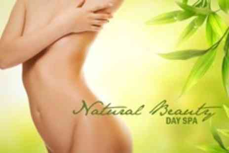 Natural Beauty Day Spa - 3D Lipo Treatment With Consultation - Save 81%