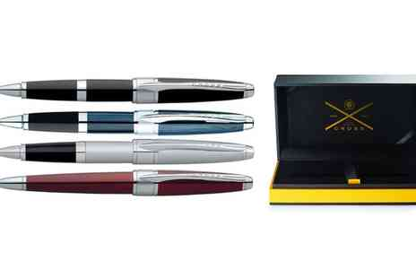 Groupon Goods Global GmbH - Cross Apogee Rollerball Pen - Save 73%