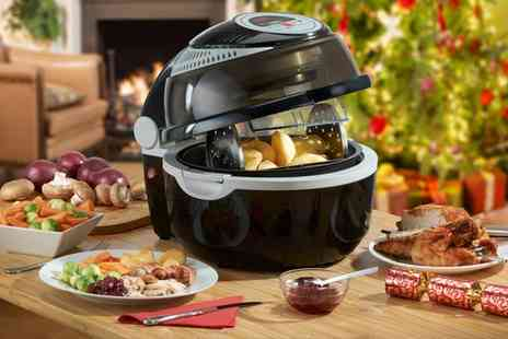 Groupon Goods Global GmbH - Cooks Professional 10L Multi Function Air Fryer With Free Delivery - Save 53%