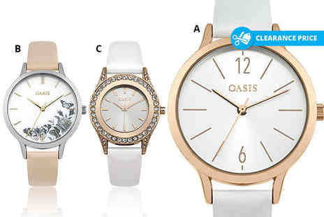Deals Direct - Ladies Oasis Watch - Save 0%