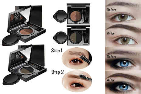 Look Good Feel Fabulous - KL Perfect Brows stereoscopic eyebrow cushion - Save 72%