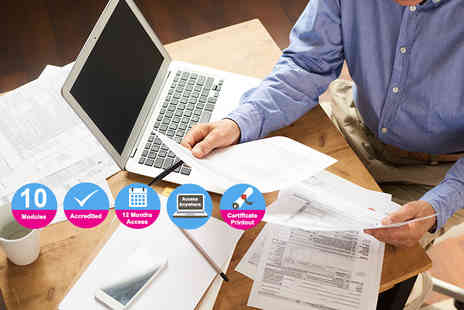 Trendimi - Accredited online accounting and bookkeeping course - Save 92%