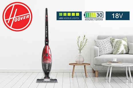 Electronics and Gadgets Direct - Hoover Free Motion FM18B2 2 in 1 cordless vacuum cleaner - Save 63%