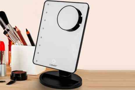 Groupon Goods Global GmbH - Carmen C85020 LED Illuminated Mirror - Save 45%