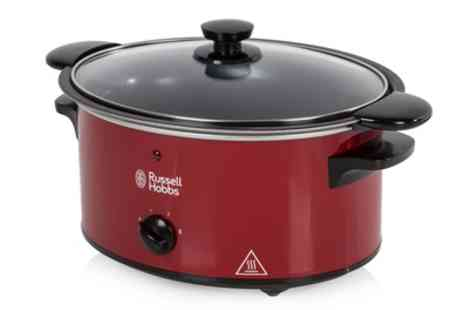 Groupon Goods Global GmbH - Russell Hobbs 3.5L Slow Cooker - Save 60%