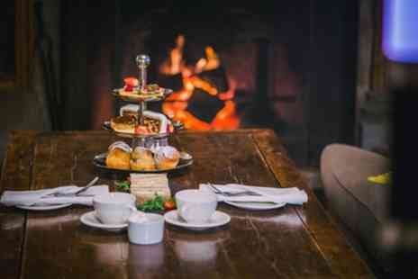 The Elms Hotel - Prosecco Afternoon Tea for Two or Four  - Save 38%