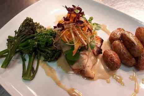 Babbacombe Bay Hotel - Two Course Meal for Two or Four - Save 37%