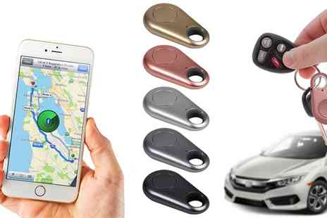 Groupon Goods Global GmbH - One, Two or Three Bluetooth Key Finders - Save 85%