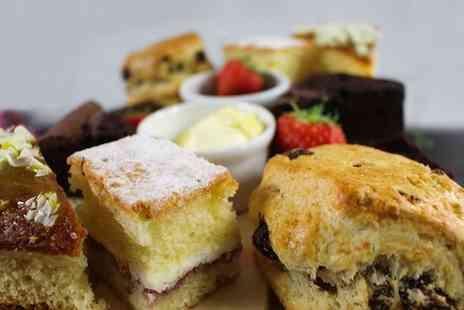 Heart of England Events - Pimms Afternoon Tea for Two or Four - Save 50%