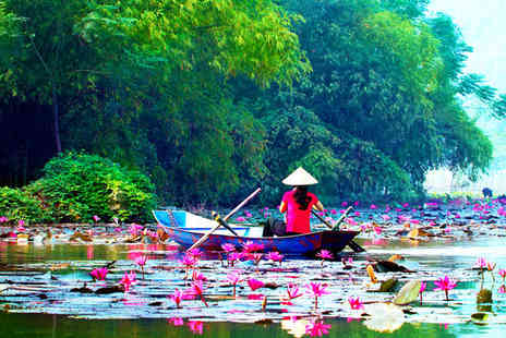Vietnam Highlights & Beach Break - Private Tour of Vietnams Highlights with Spa Perks - Save 87%