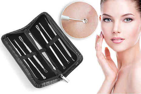 Forever Cosmetics - Seven piece blackhead And blemish removal kit - Save 83%