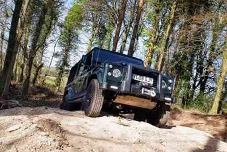 Bovey Castle - 4x4 driving experience - Save 66%