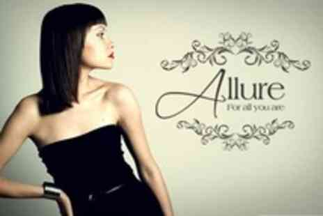 Allure - Cut and Finish - Save 67%
