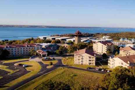 Tanglewood Resort - Lake Texoma Resort including Breakfast - Save 0%