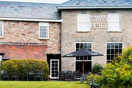The Swan at Hay Hotel - Elegant Hay on Wye stay with dinner - Save 0%