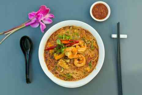 Selesa Restaurant - Three Course Malaysian Meal for Two or Three - Save 52%