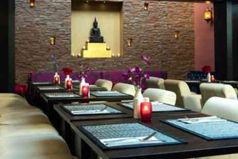 Miusan - Two Course Pan Asian Meal with Cocktail or Prosecco - Save 62%