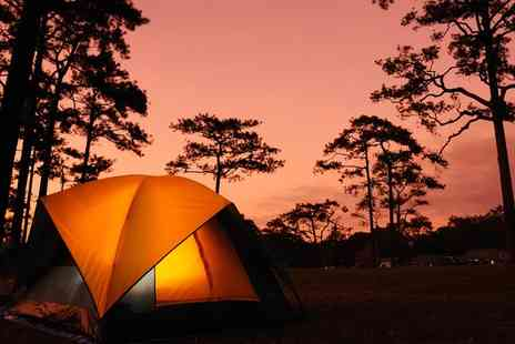 EazyCamp - Two Night Camp Stay for Four or Six People with Tent and Equipment Provided - Save 0%