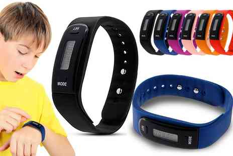 Groupon Goods Global GmbH - Aquarius Childrens Fitness Tracker - Save 63%
