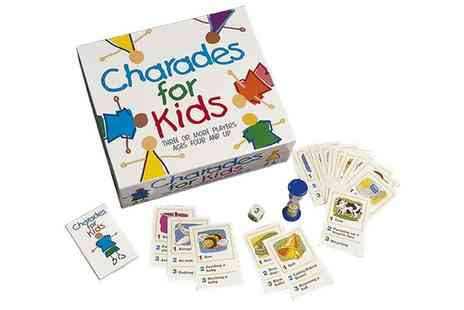 Groupon Goods Global GmbH - Charades for Kids - Save 40%