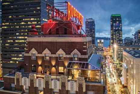 Hotel Theodore - Newly Renovated Downtown Seattle Hotel - Save 0%