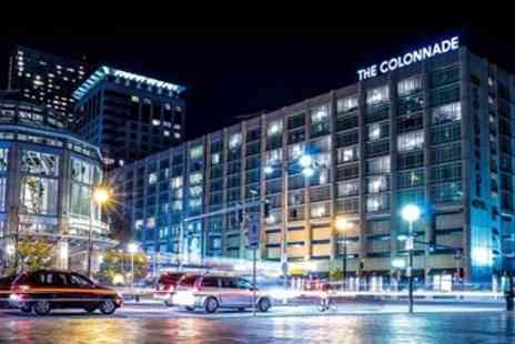 The Colonnade Boston - Boston Back Bay 4 Star Hotel Stay - Save 0%