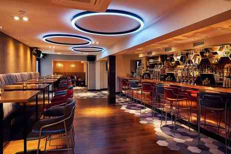 Cinnabar Venues - Three course dining for two with a glass of Prosecco and cocktail each - Save 58%