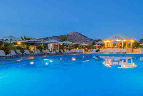 Bargain Late Holidays - Seven night, all inclusive Rhodes break with flights - Save 38%