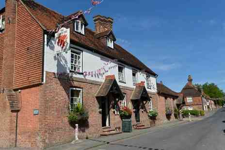 The Griffin Inn - One or two night Sussex stay for two with breakfast and a cocktail each on arrival - Save 67%