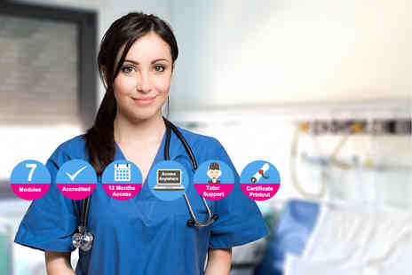 Oplex Careers - Accredited level 3 introduction to nursing course - Save 93%