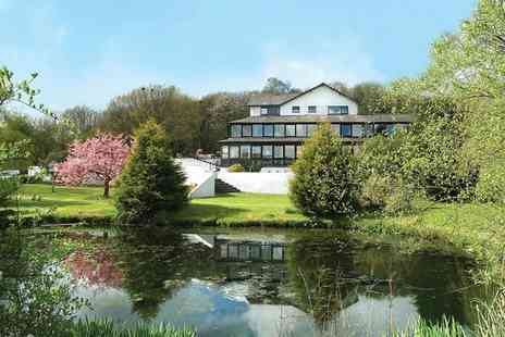 Damson Dene Hotel - One to Three Nights for 2 with Breakfast, Dinner, Cream Tea, Leisure Access and Optional Cruise - Save 23%