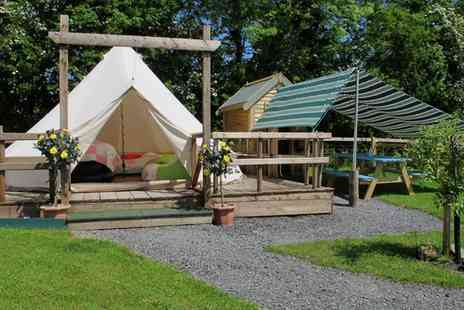 Wildflower Glamping - Two Night Stay for Two - Save 54%