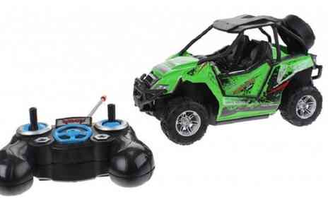 Groupon Goods Global GmbH - Radio Remote Control Racing Buggy - Save 0%